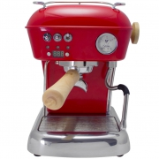 Кофемашина Ascaso Dream Versatile Pid Red / Wood 230VDR.550