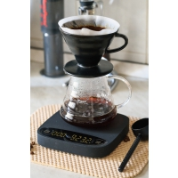 Весы AGAVE Coffee Black