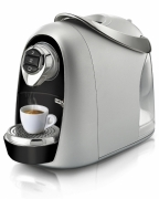 Кофемашина Caffitaly S04 Argento black/silver