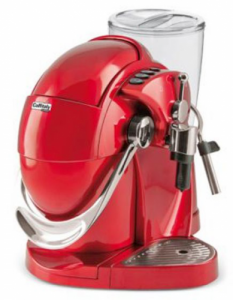Кофемашина Caffitaly Nautilus S06HS Red